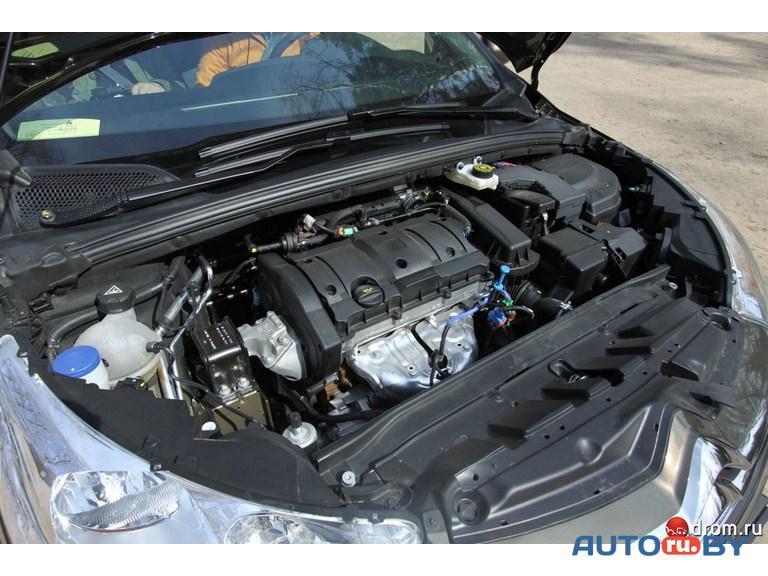 отзывы о моторе ситроен с 4