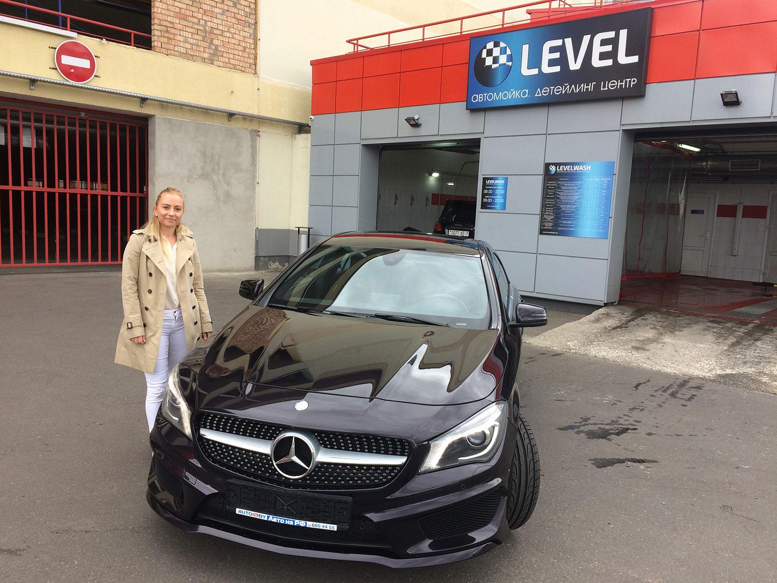2015 Mercedes-Benz CLA AMG