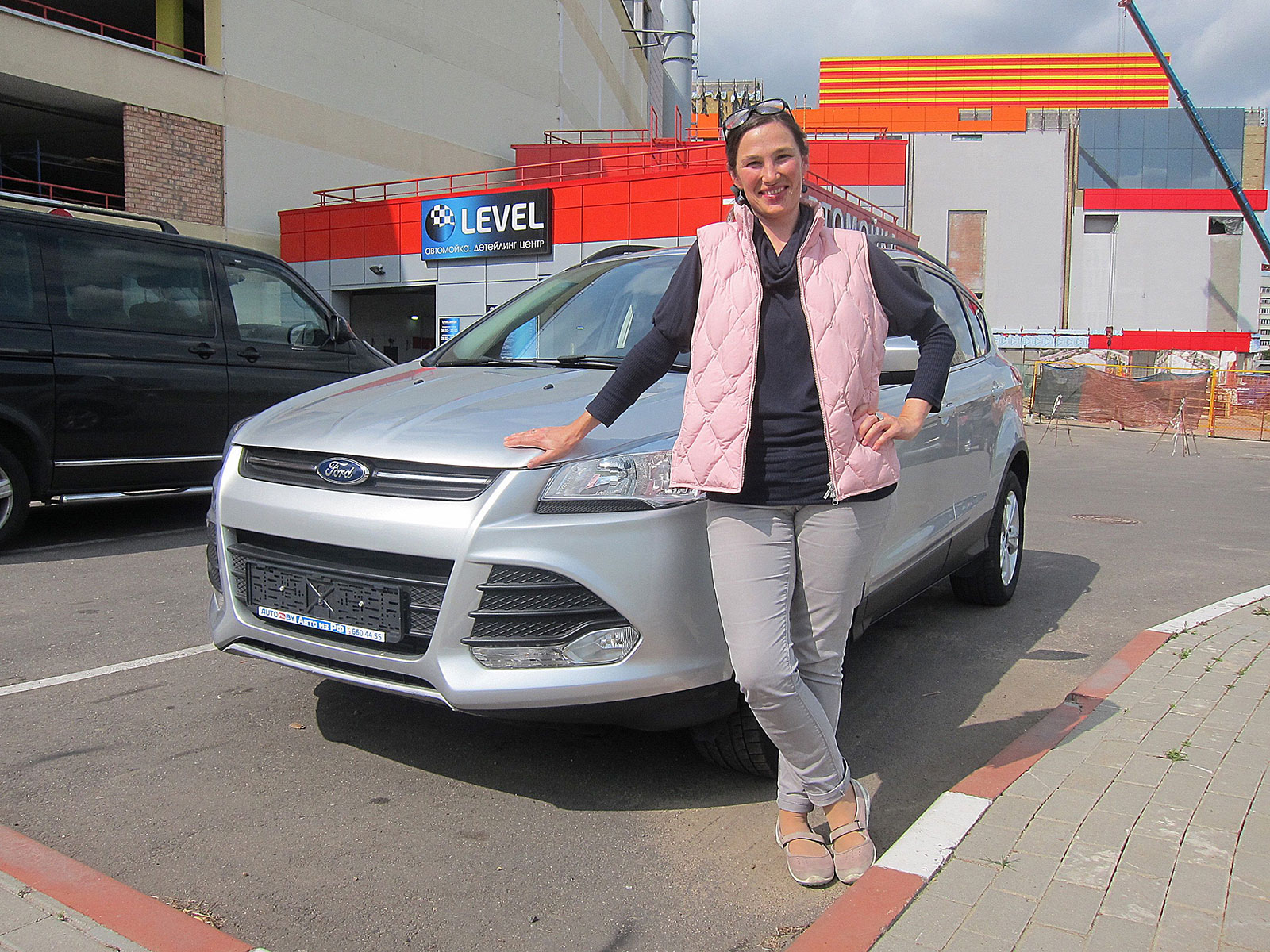 2015 Ford Kuga 1.6 EcoBoost с пробегом для Алены