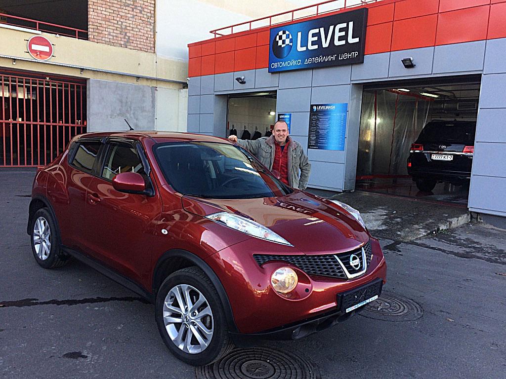 2013 Nissan Juke 1.6AT с пробегом для Дмитрия