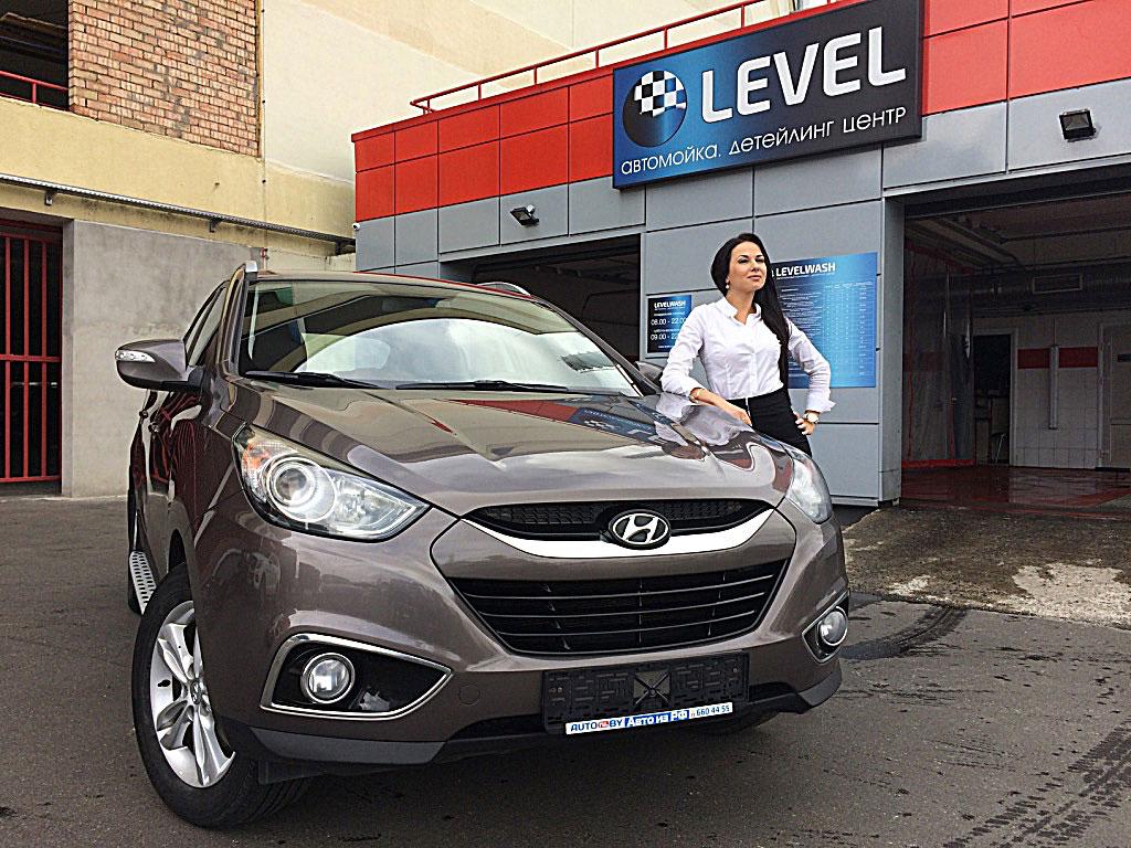 2013 Hyundai IX35 с пробегом для Тамары