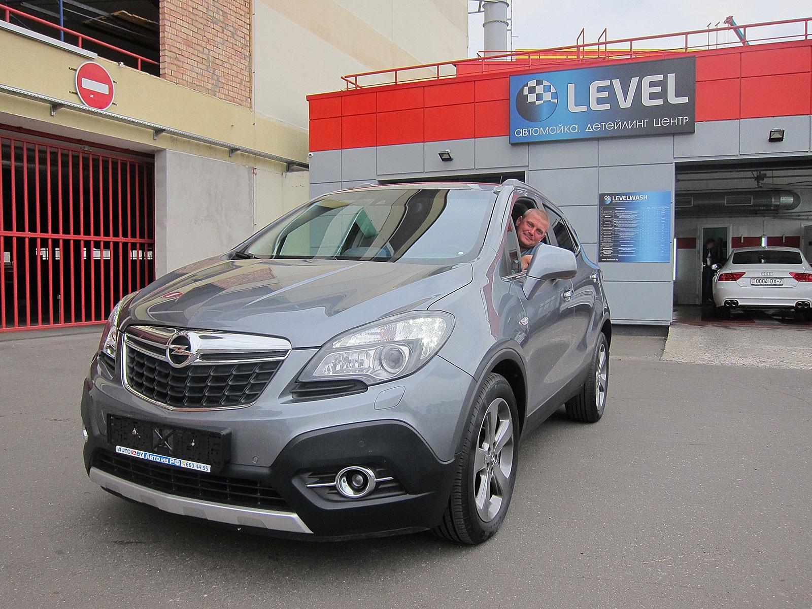 2013 Opel Mokka Cosmo с пробегом для Игоря